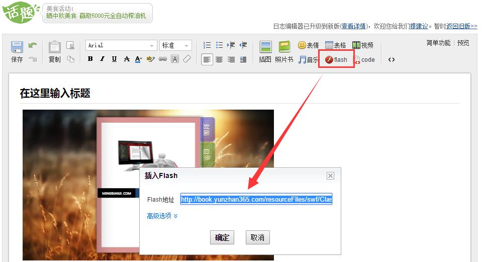 pdf转电子杂志 如何把电子杂志放到博客或论坛里?